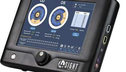 Accutome 4Sight – mobile A-Scan / B-Scan / Pachymeter combination unit